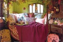 bedroom ideas / by Kathy Markert