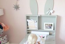 Little girl's room ideas / Lénának