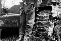 1st Polish Armoured Division / Pierwsza Polska Dywizja Pancerna. Pamięć zatrzymana w kadrze