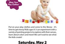 Library Events May 2015 / by Clermont County Public Library