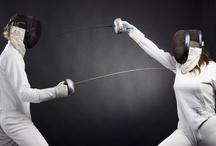 Be a fencer
