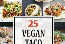 Vegan Tex-Mex Recipes / Vegan Tex-Mex and vegan Mexican recipes - tacos, chillies, moles, etc.
