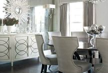 Dining Room Accessorizing