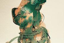 Desenler/ Sketches