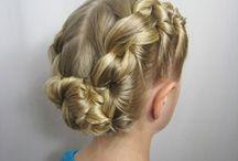 Ballet Show Hair