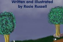 Books By Rose / Books  Written and Illustrated by Rosie Russell http://booksbyrose.com/