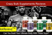 Crazy Bulk Reviews / Can You Really Get Ripped From Taking This Supplement? Well here's our 100% Unbiased Crazy Bulk Reviews.