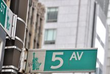 Take Me to Fifth Avenue  / We're on the corner of Fifth Avenue and 35th Street walking distance from the best that fifth avenue has to offer.  / by Hotel 373 Fifth Avenue