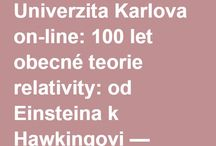 100 let obecné relativity