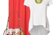 saias e vestidos / by rosana rojo