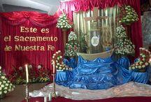 monumentos jueves santo