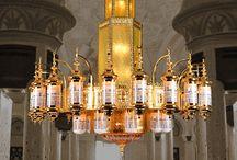 Cami Avizeleri / Avize-Chandelier-Mosque