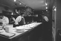 James Bead Dinner / A behind-the-scenes look at Parallel 38's debut at The James Beard House in NYC.   August 2014 / by Parallel 38 Restaurant