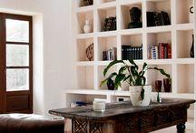 Ibiza - bookshelves