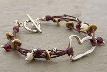Beads, strings & nubs