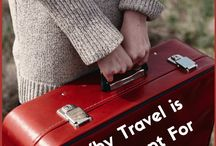 Why is travel important