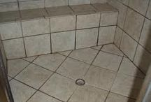 Bathroom Tile / Tiles in the bathroom are hard to keep clean. The mildew will grow if the room is not vented well. When the mold starts to grow it is almost impossible to stop!  Call us today to give a live demonstration and quote for cleaning and sealing your bathroom tile. 631-440-6081