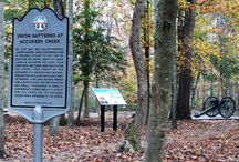 Stafford County Civil War Park / Stafford County Civil War Park
