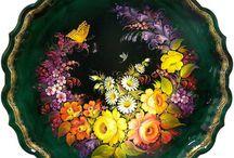 Nizhy Tagil painting