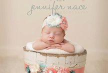 newborn pictures / by Crystal Reames