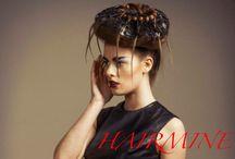 Hairmine Ermi Sdrali / Hairstylist Ermi Sdrali