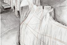 Christo - Desenho /Drawing / Bulgaro, 13 de junho de 1935