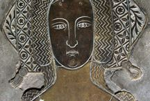 Brass Rubbings / Lady: Somewhere in Surrey
