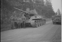 Finnish Tanks WW II