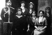 Dinastía Romanov / Dinastía Romanov