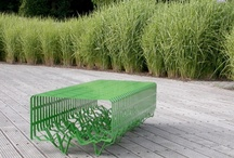 Urban street furniture