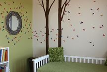 Kids Room Forest Theme