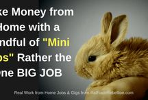Work from Home Mini-Jobs