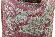 Pashmina Shawls & Scarves