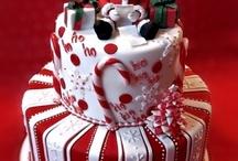 Ideas: Christmas cakes