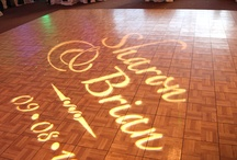We Do Gobo Name Projections / Celebrations Disc Jockey & Photography • Gobo Name Projections • http://celebrationsdjphoto.com • See your names embraced in an elegant design as it is projected all night long on the dance floor, wall or ceiling. (& the disc is yours as a memento at the end of the night!) #wedding #photography #discjockey #lehighvalley #berkscounty #centralpa #poconos