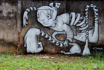 World of Urban Art : ANDRE MORBECK  [Brazil]