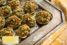 Other seafood recipes you can use with our shells: clams, shrimp, crab, etc.