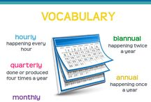 VOCABULARY - BUSINESS