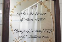 Sharon Rexroad's Bringing Creativity 2 Life / Home decor, Handcrafts and How-Tos from the blog Bringing Creativity 2 Life.