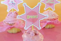 Birthday Party Ideas / by Shannon Dodge