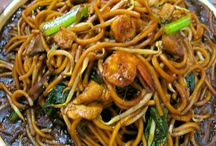 Chow Mein at Hing's Chinese Restaurant / Chow Mein: 8 items including... House Chow Mein, Shrimp Chow Mein,
