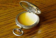 B&H: Essential Oils + Perfumes