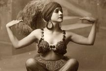Belly Dance Vintage