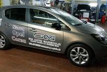 Test Drive Nuova Opel Corsa / Immagini della nuova Opel Corsa