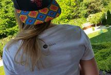 Classic for her / Tablica przedstawia pierwszą kolekcję damskiej odzieży marki Scribbles.