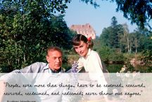 Dear Audrey, I need advice on my relationship! / Audrey Hepburn quotes that will give you relationship advice! Follow our blog for more: www.beingaudreyhepburn.com