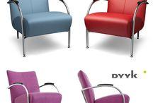 Design fauteuil Bronx