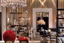 Hotel Salons & Restaurants