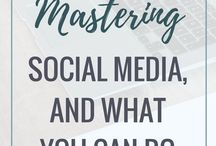 Social Media / Tips on how to improve your social media