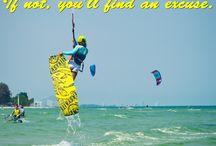 Kiteboarding Asia / www.kiteboardingasia.com Kitesurfing lessons, kiteboarding equipment for rental and sale in Thailand.
